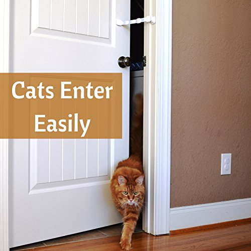 Door ... & Cat-Things.com Door Buddy Adjustable Door Strap u0026 Latch. Easy Way To ...